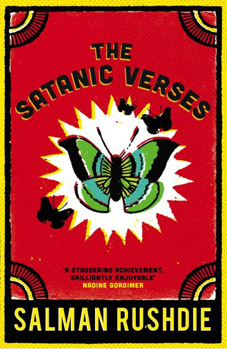 most controversial books by indian authors satanic verses