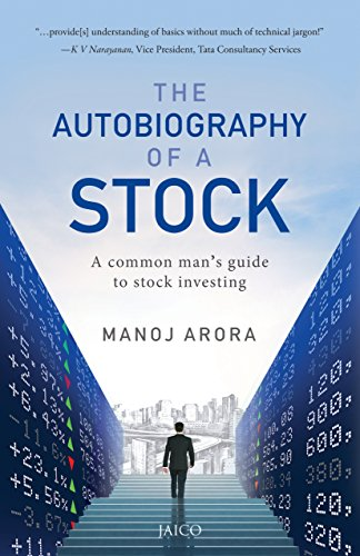 best books on Indian stock market for beginners - autobiography of a stock