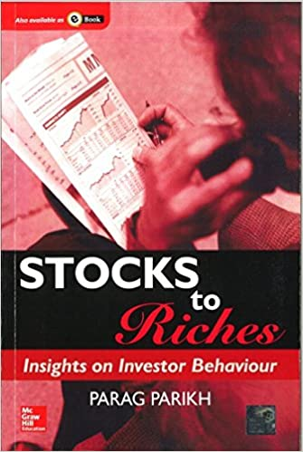 Stocks To Riches by Parag Parikh