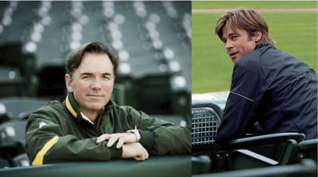 Moneyball by Richard Link later